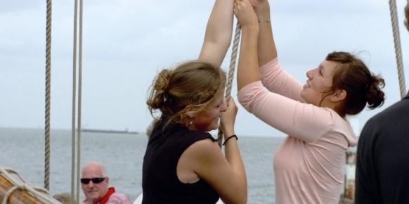 zeilboot huren voor teambuilding