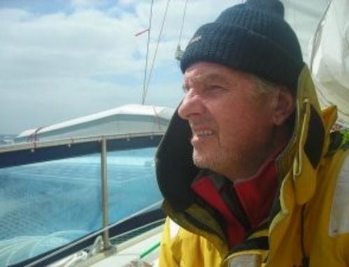 Lezing zeezeiler Henk de Velde
