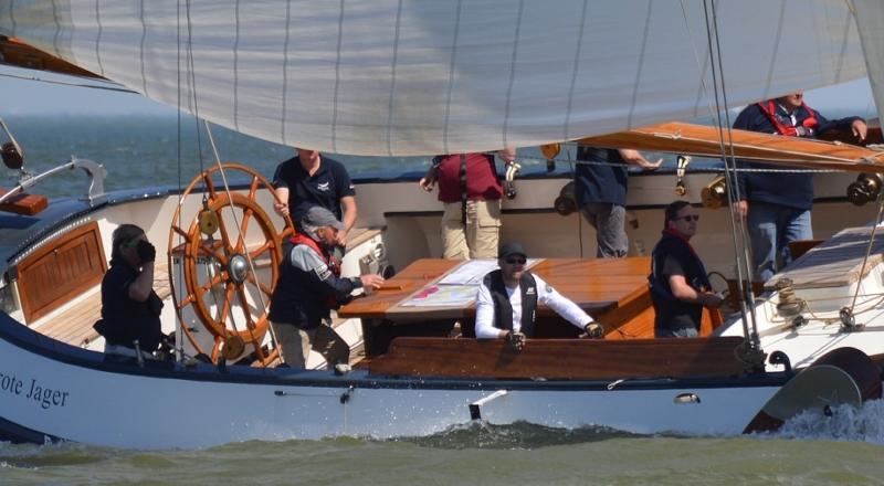teambuilding, bedrijfsuitje zeilboot