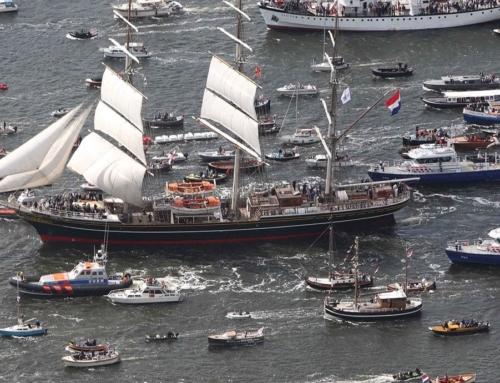 Sail Amsterdam 2020 gaat niet door