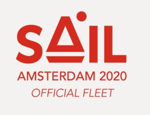 SAIL AMSTERDAM komt er aan!